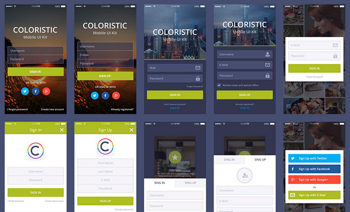 COLORISTIC-mobile-UI-kit_2